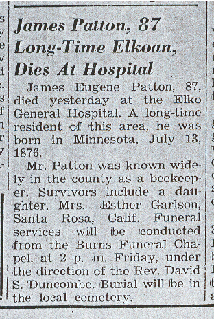 James Eugene Patton